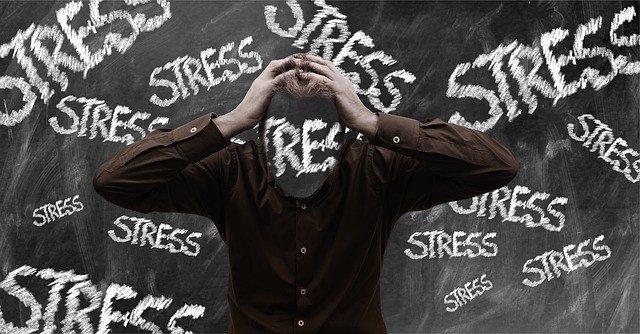 stress enseignante