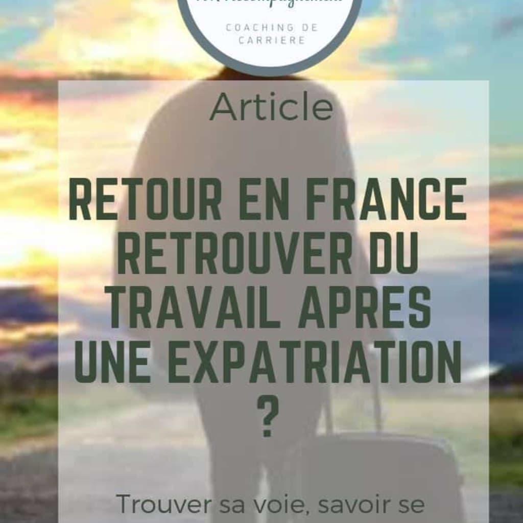 TRAVAIL RETOUR EN FRANCE