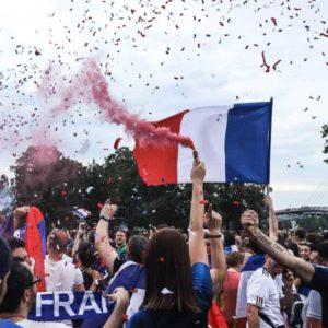 RETOUR EN FRANCE REUSSI