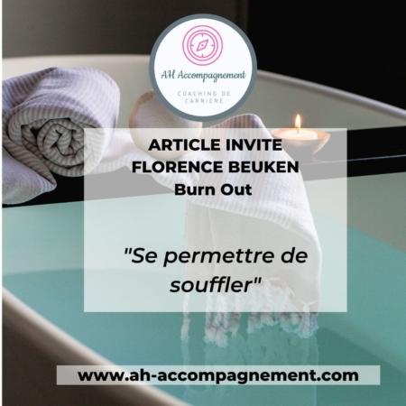 éviter le burn out
