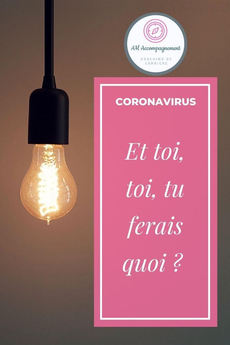 Coronavirus challenge AH