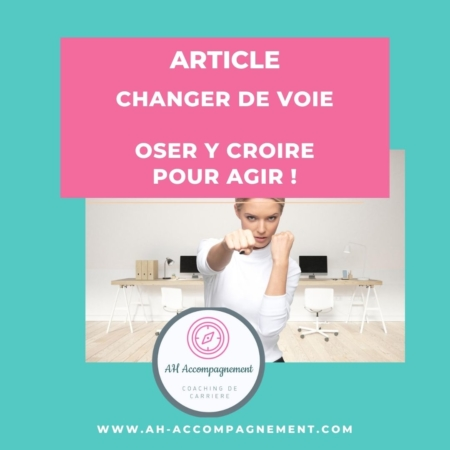 OSER LE CHANGEMENT