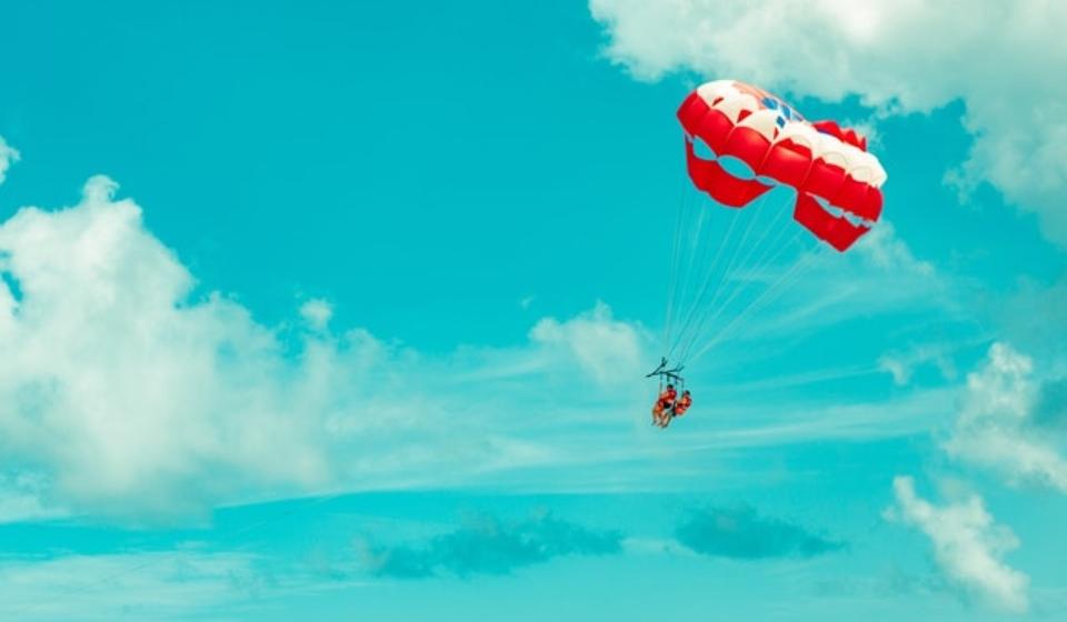 saut en parachute reconversion