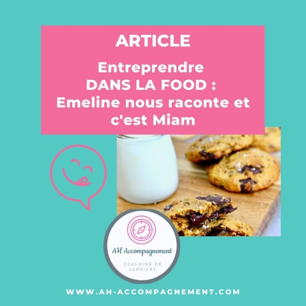 entreprendre food reconversion