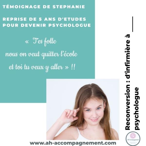 reconversion psychologue etudes