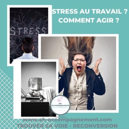 REDUIRE LE STRESS AU TRAVAIL