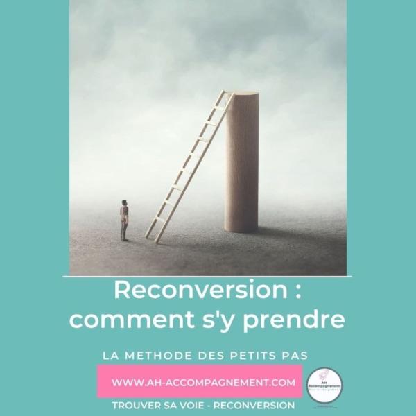 RECONVERSION COMMENT AVANCER
